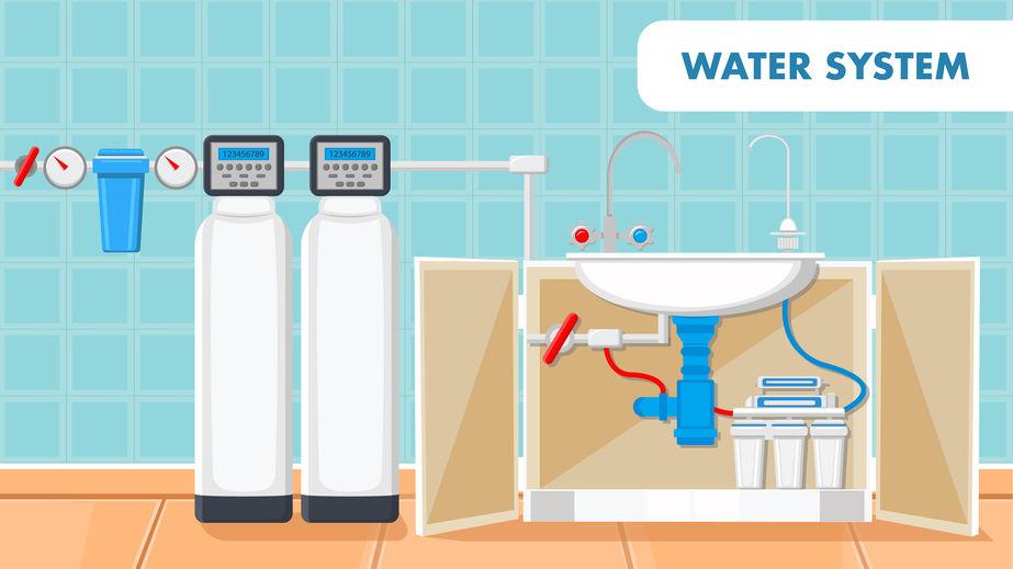 osmoseur d'eau